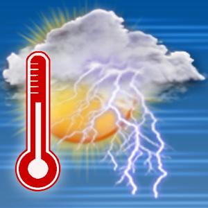 دانلود Amber Weather 4.0.0 - پیش بینی وضعیت آب و هوا اندروید