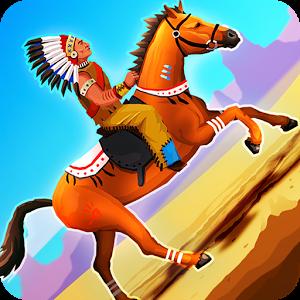 دانلود Wild West Race 3.61 - بازی اکشن مسابقات غرب وحشی اندروید