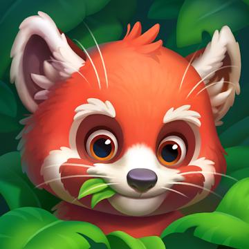 دانلود Wildscapes 2.2.0 – بازی باغ وحش رویایی اندروید