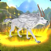 دانلود Wolf: The Evolution – Online RPG 1.9۶ - بازی شبیه ساز زندگی گرگ اندروید