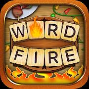 دانلود Word Fire Free Word Games 1.101 - بازی پازلی کلمات اندروید