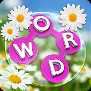 دانلود Wordscapes In Bloom 1.1.8 - بازی حدس کلمات انگلیسی اندروید