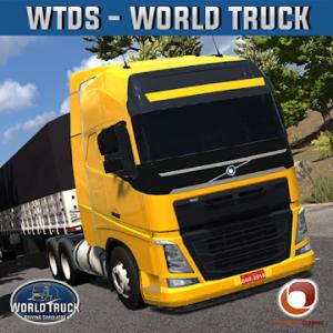 دانلود World Truck Driving Simulator 1.200 - بازی رانندگی کامیون جهانی اندروید