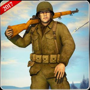 دانلود World War 2 : WW2 Secret Agent FPS 1.0.13 - بازی جنگ جهانی 2 اندروید