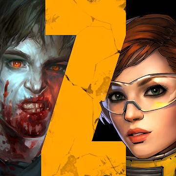 دانلود Zero City: Zombie Shelter Survival 1.23.0 – بازی شبیه سازی شهر زیرزمینی اندروید