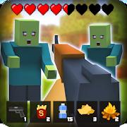 دانلود Zombie Craft Survival 31.5 - بازی اکشن زامبی کشی اندروید