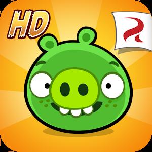 دانلود Bad Piggies HD 2.3.8 – بازی فوق العاده خوک های بد اندروید