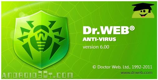 آموزش آنلاک کردن آنتی ویروس دکتر وب Dr.Web Anti-virus اندروید