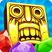 دانلود Temple Run: Treasure Hunters 2.10.5799 - بازی پازلی فرار از معبد اندروید