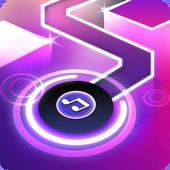 دانلود Dancing Ballz: Music Line 2.1.3 – بازی موزیکال خط موسیقی اندروید