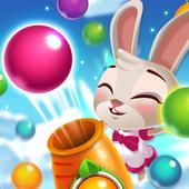 دانلود Bunny Pop 21.0224.00 – بازی پازلی ترکاندن حباب اندروید