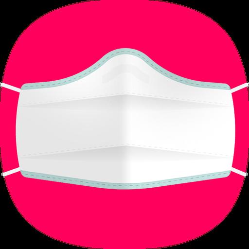 دانلود Mask 2.1.0.7 – برنامه ماسک نمایش نقشهٔ ابتلا به کرونا اندروید