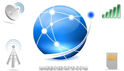 مقایسه علائم سطح های آنتن دهی اینترنت در اندروید + نکات