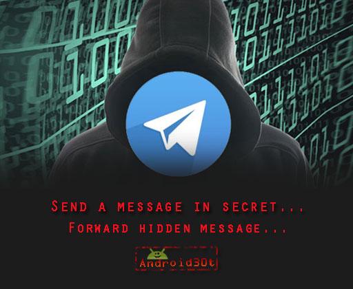 telegram hidden
