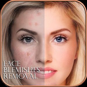 دانلود Face Blemishes Removal 1.5 - برنامه عالی روتوش حرفه ای اندروید