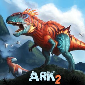 دانلود Jurassic Survival Island: ARK 2 Evolve 1.4.8 - بازی بقاء در جزیره ژوراسیک اندروید