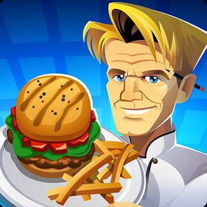 دانلود GORDON RAMSAY DASH 2.9.5 - بازی آنلاین آشپزی اندروید