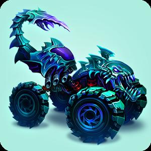 دانلود Mad Truck – Hill Climb Racing 4.3 – بازی مسابقه کامیون ها اندروید