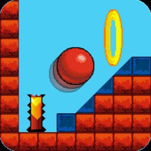دانلود Bounce Classic 1.0.3 - بازی رقابتی و عالی پرش توپ برای اندروید