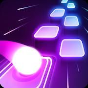 دانلود Beat Hopper: Ball Bouncing Music Game 3.2.2 - بازی موزیکال حرکت توپ اندروید