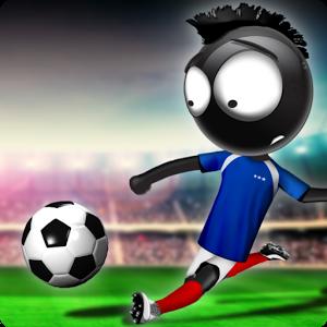 دانلود Stickman Soccer 2016 1.5.1 - بازی فوتبال آدمک ها 2016 اندروید