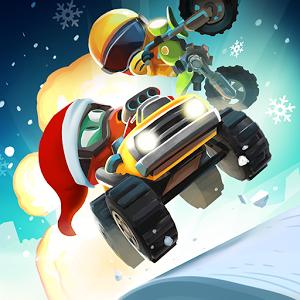 دانلود Big Bang Racing 3.7.2 - بازی مسابقه ای بیگ بنگ اندروید