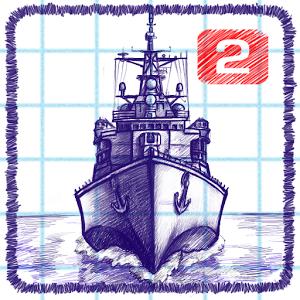 دانلود Sea Battle 2 v2.5.9 – بازی فکری و مولتی پلیر اندروید