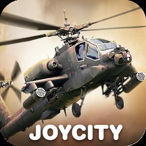 دانلود GUNSHIP BATTLE: Helicopter 3D 2.7.77 - نبرد هلیکوپتر اندروید