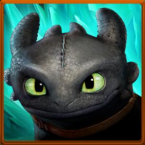 دانلود Dragons:Rise of Berk 1.45.20 - بازی پسر اژدها سوار اندروید