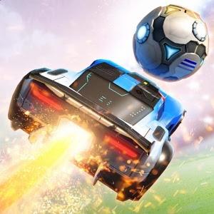 دانلود Rocketball: Championship Cup 1.1.1 - بازی جذاب فوتبال بازی کردن ماشین ها اندروید