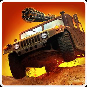 دانلود Iron Desert 6.6 - بازی استراتژیک صحرای آهنین برای اندروید