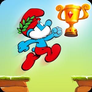 دانلود Smurfs Epic Run 2.9.1 – بازی دویدن اسمورف ها اندروید