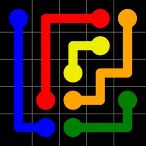 دانلود Flow Free 3.9 - بازی پازلی نقطه و لوله رنگی اندروید