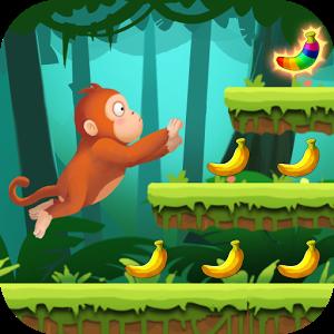 دانلود Jungle Monkey Run 1.3.0 - بازی ماجراجویی میمون باهوش اندروید