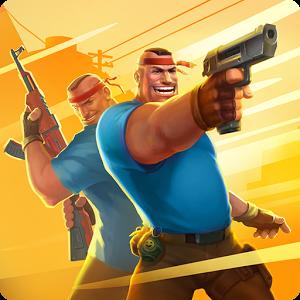 دانلود Guns of Boom 13.1.360 - بازی اکشن اسلحه بوم اندروید
