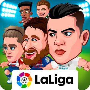 دانلود Head Soccer Heroes 2018 1.5.7 - بازی ورزشی قهرمانان فوتبال 2018 اندروید