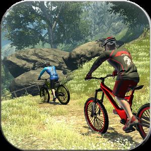 دانلود MTB DownHill: Multiplayer 1.0.24 - بازی عالی دوچرخه سواری اندروید