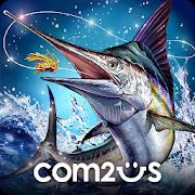 دانلود Ace Fishing: Wild Catch 6.4.1 – بازی ماهیگیری سه بعدی برای اندروید
