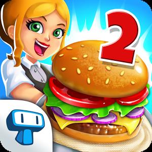 دانلود My Burger Shop 2 - Food Store v1.4.1 - بازی رستوران فست فود اندروید