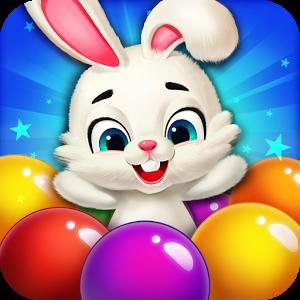 دانلود Rabbit Pop- Bubble Mania 3.0.3 - بازی شلیک حباب اندروید