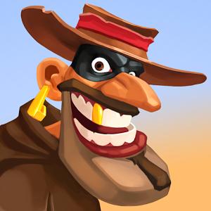 دانلود Run & Gun: BANDITOS 1.3.2 - بازی فرار و شلیک بندیتوس اندروید