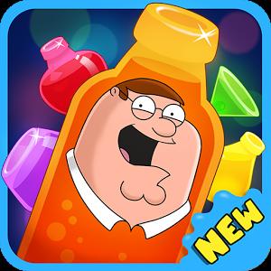 دانلود Family Guy Freakin Mobile Game 2.13.2 - بازی پازلی مرد خانواده اندروید