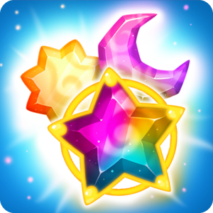 دانلود Magic Nightfall 1.21.0 - بازی پازلی جواهرات جادویی اندروید