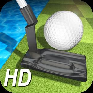 دانلود My golf 3D 1.11 - بازی ورزشی گلف سه بعدی اندروید