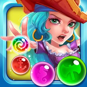 دانلود Bubble Pirates :Bubble Shooter 2.6.5 – بازی ترکاندن حباب های رنگی اندروید