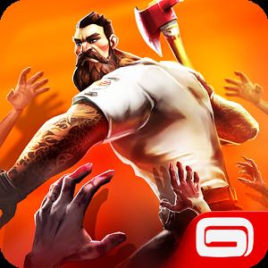 دانلود Dead Rivals - Zombie MMO 1.1.0e - بازی نقش آفرینی رقیبان مرده اندروید