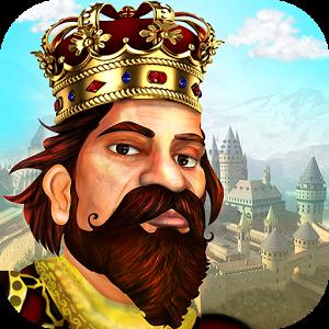 دانلود Kingdom Rises: Offline Empire 1.8 - بازی گسترش امپراطوری اندروید