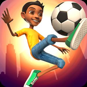 دانلود Kickerinho World 1.9.9 – بازی جذاب روپایی زدن به توپ اندروید