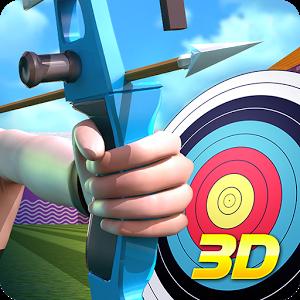 دانلود Archery World Champion 3D v1.6.3 – بازی ورزشی تیراندازی با کمان اندروید