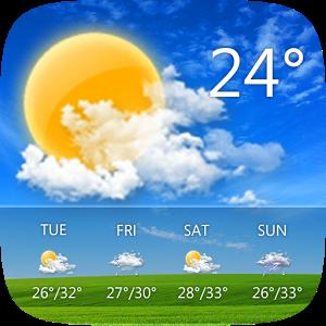 دانلود GO Weather 6.163 - برنامه هواشناسی زیبای گو اندروید